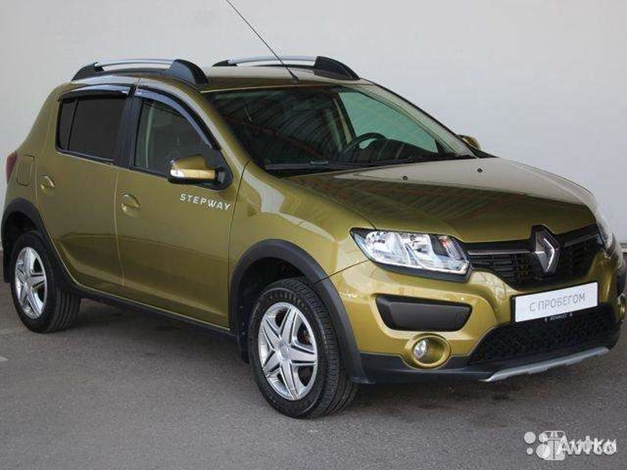 Объявление о продаже Renault Sandero Stepway Limited Edition 1.6 AT 2015 г. г. фото 3