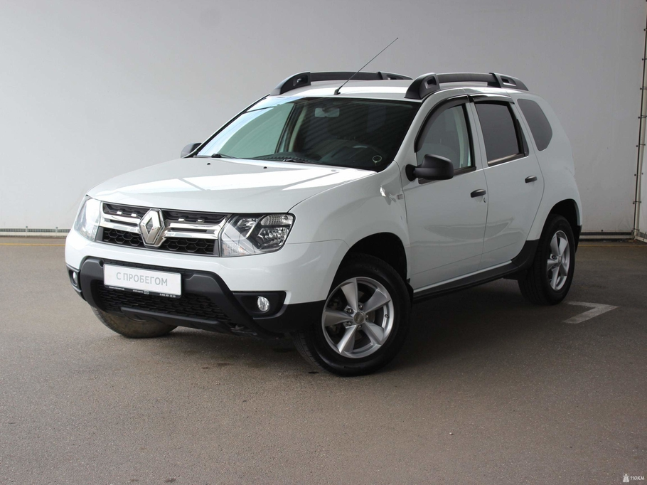Продажа б/у Renault Duster (Рено Дастер) Authentique 1.6 MT 4x4 2016 в Минеральных Водах за 729000 Р