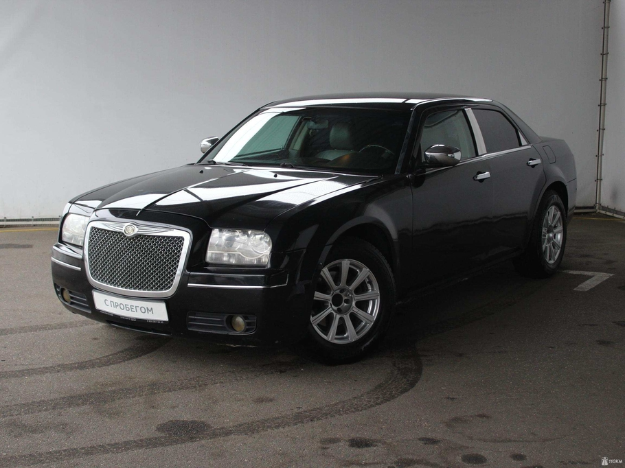 Продажа б/у Chrysler 300C (Крайслер 300С) 3.5 AT 2005 в Минеральных Водах за 450000 Р