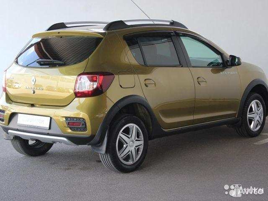 Объявление о продаже Renault Sandero Stepway Limited Edition 1.6 AT 2015 г. г. фото 4