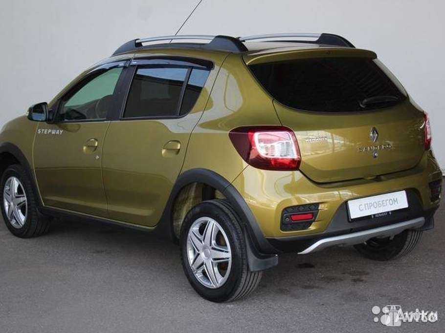 Объявление о продаже Renault Sandero Stepway Limited Edition 1.6 AT 2015 г. г. фото 6